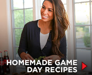 Homemade Game Day Recipes