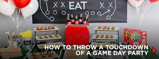 How to Throw a Touchdown of a Game Day