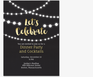 Dinner Party free online invitations