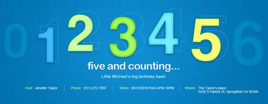 5, 5th, 5th birthday, birthday, birthday party, kids' birthday