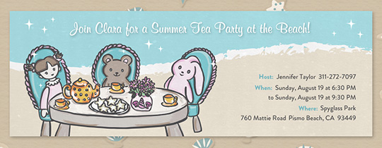 invitations, free ecards and party planning ideas from evite, Party invitations