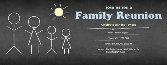 family, family reunion
