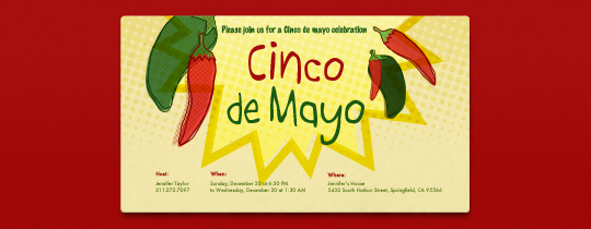 cinco, cinco de mayo, fiesta, may, mexico, peppers