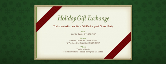 christmas, gift exchange, gifts, holiday, presents, secret santa, white elephant, xmas
