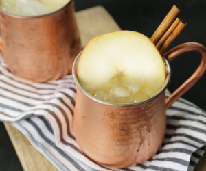 Make this Hard-Cider Mule for Fall