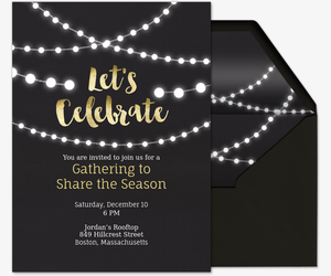 Free Online Invitation Template Orderecigsjuiceinfo - White elephant christmas party invitations templates