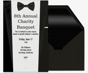 Dapper Invitation