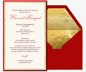 Professional event and office party online invitations evite cardinal invitation stopboris Gallery