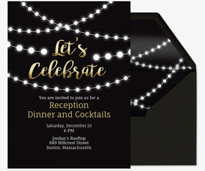 welcome reception free online invitations