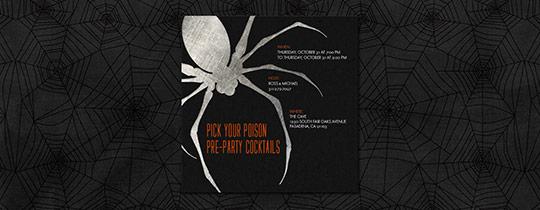 Arachnid Invitation